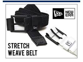NEW ERA [ニューエラ]Stretch Weave Belt/ストレッチベルト
