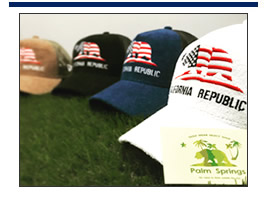 NEW ERA[ニューエラ]FORTY A-Frame Pile CALIFORNIA REPUBLIC