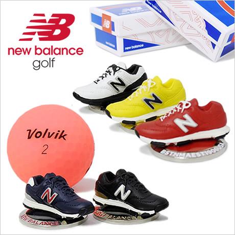 new balance golf ゴルフ マーカー