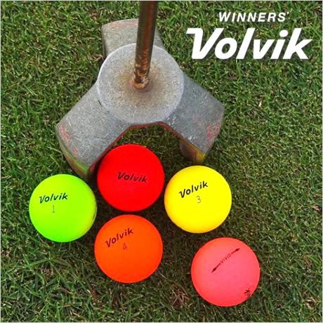 Volvick ボール